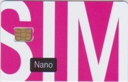GSM - AUSTRIA - A1 - SIM - NANO - T-MOBILE - Oostenrijk