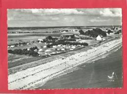 CPSM Grand Format - En Avion Au Dessus De... 36- Damgan  -(Morbihan ) - Camping Du Rohu -Route De Pernef - Damgan