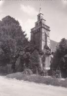 [22] Côtes D'Armor > Lanmerin L'église Et Le Monument Aux Morts RARE - Autres Communes
