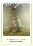 Couples - Couple - Une Goutte De Tendresse Vaut Mieux Qu'argent Et Puissance - Moderne Grand Format - état - Koppels