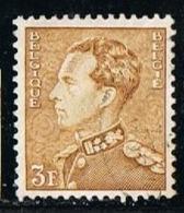 BELGIUM-BELGIQUE 1951 Y&T N°847 King Leopold III - Used Stamps