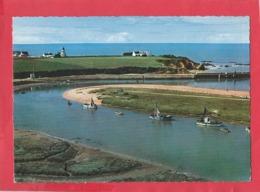 CPSM Grand Format -  Billiers    -(Morbihan ) - 3K - Le Port à La Pointe De Pen Lan - France