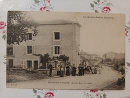 Passavant La Cote Grande Rue Côté Selles Haute Saône Franche Comté - France