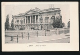 GENT     PALAIS DE JUSITCE - Gent