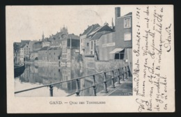 GENT    QUAI DES TONNELIERS - Gent
