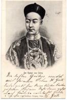 CHINE - Der Kaiser Von China - L'Empereur De Chine - China