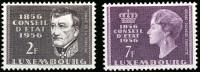 Luxembourg 0518/19** - Centenaire Du Conseil D'Etat -MNH- - Luxemburg