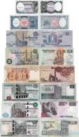 Egypt Set 8 Pcs 5+10+25+50 Piastres+1+5+10+20 Pounds - Pick 50-189 UNC Random Years - Aegypten