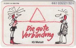 GERMANY O-Serie B-137 - 2518 11.94 - Cartoon - Used - Duitsland