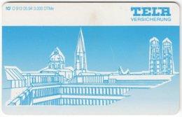 GERMANY O-Serie B-179 - 913 05.94 - Advertising, Insurance - Used - Deutschland