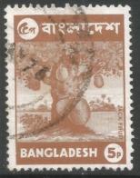 Bangladesh. 1973 Definitives. 5p Used. SG24 - Bangladesh