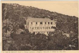 Var : Ile Du Levant, Village Naturiste, Hotel De L'Ile D'Or - Otros Municipios