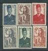 Tunisie  N°  420 / 25 XX  Autonomie. Les 6 Valeurs Sans  Charnière, TB - Tunisia (1956-...)