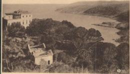 Var : Ile Du Levant, Ruines Du Chateau Pourtalès - France