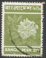 Bangladesh. 1973 Definitives. 20p Used. SG26 - Bangladesh