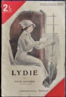 Henri Lavedan - LYDIE - Nouvelle Collection Illustrée - Calmann-Lévy - ( 1921 ) . - Books, Magazines, Comics