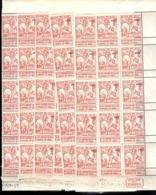 Belgique YT N° 98 X 70 Timbres Neufs ** MNH. TB. A Saisir! - 1910-1911 Caritas