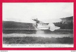 76-Rouen-Semaine D'Aviation-Morane- (Juin 1910)-cpa Non écrite - Rouen