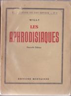 Les Aphrodisiaques - Willy. Gay Avoir N° 5 - CURIOSA - Livres, BD, Revues