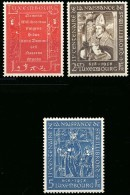 Luxembourg 0542/44** - MNH - Willibrord 1958 - Luxembourg