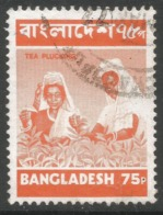 Bangladesh. 1973 Definitives. 75p Used. SG30 - Bangladesh