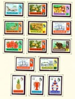 BAHAMAS  -  1976-79 Definitives Set Unmounted/Never Hinged Mint - Bahamas (1973-...)