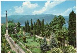 Lago Maggiore - ISOLA BELLA - Giardini - Altre Città