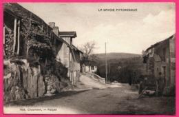 Chaumont - Malpaz - Animée - Photo PITTIER - Autres Communes
