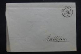 ALLEMAGNE - Enveloppe En Franchise De La Gendarmerie De Vilsheim Pour Holtrofen - L 44045 - Germany