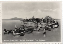 Plastico - Isola Bella - Palazzo Borromeo - Lago Maggiore - Altre Città