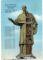 Statua Più Colossale Del Mondo - S. Carlo In Arona (Lago Maggiore) - Altre Città