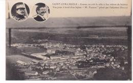 AVIATION(SAINT CYR L ECOLE) - St. Cyr L'Ecole