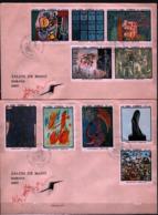 Salon De Peinture Des Musées Du Monde Cubain Mayo Picasso 1968 Miro - Picasso