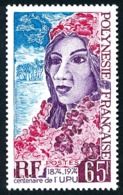 POLYNESIE 1974 - Yv. 103 NEUF   Cote= 14,20 EUR - Centenaire De L'U.P.U.  ..Réf.POL24337 - Neufs