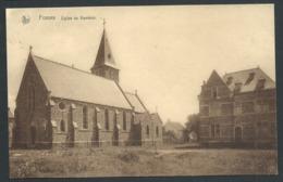 1.1 // CPA - FOSSES - Eglise De BAMBOIS - Nels   // - Fosses-la-Ville