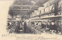 Filature De Soie Dans Les Cevennes - 1902     (A-116-190114) - Industry