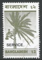 Bangladesh. 1973 Official. 1t Used. SG O21 - Bangladesh