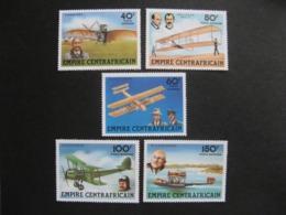 République Centrafricaine : TB Série  PA N° 190 Au PA N° 194. Neufs XX . - Zentralafrik. Republik
