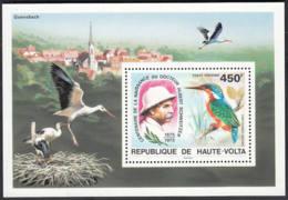 Centenaire De La Naissance Du Docteur Albert SCHWEITZER 1875 / 1975 - Obervolta (1958-1984)