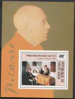 Pablo Picasso 1881 1973 Science Et Charité 1897 - Obervolta (1958-1984)