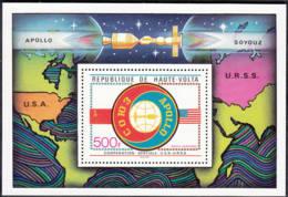 Coopération Spaciale USA / URSS - Obervolta (1958-1984)