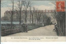 HAUTS DE SEINE : Issy Les Moulineaux, Institution St Nicolas, Batiment Des Classes - Issy Les Moulineaux