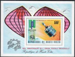 100ème Anniversaire De L'union Postale Universelle 1874 / 1974 - Obervolta (1958-1984)