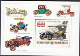 Rolls Royce Silver Ghost  1910 - Obervolta (1958-1984)