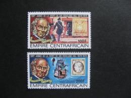 République Centrafricaine -  TB Paire PA N° 197 Et PA N° 198. Neufs XX. - Zentralafrik. Republik