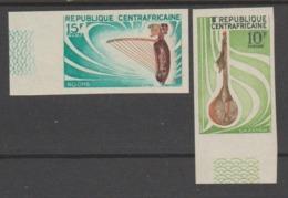 CENTRAFRICAINE  IMPERF  MUSIQUE  **MNH  Réf  Q209 - Zentralafrik. Republik