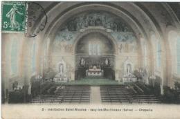 HAUTS DE SEINE : Issy Les Moulineaux, Institution St Nicolas, La Chapelle - Issy Les Moulineaux