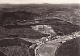 Photo Carte Siegen Stadion Und Jung-Stilling Krankenhaus - Siegen