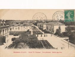 CPA - France - (78) Yvelines - Montesson - Ecole Th. Roussel - Vue Générale - Montesson