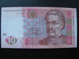 Ukraine 10 Hryvnia Griven UAH 2004 UNC Tigipko - Ukraine
